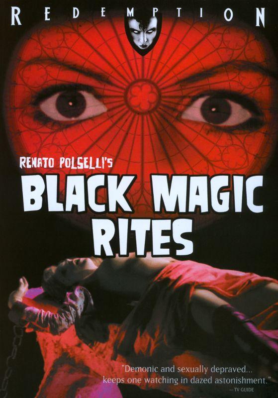 Black Magic Rites [DVD] [1972] 20289105