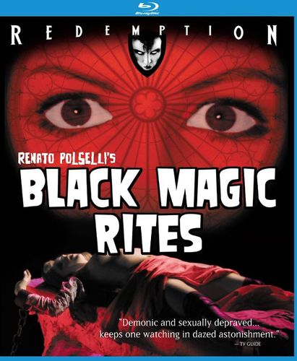 Black Magic Rites [Blu-ray] [1972] 20289114