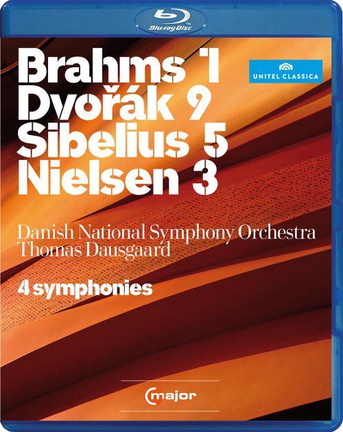 4 Symphonies [Blu-Ray Disc] 20295172