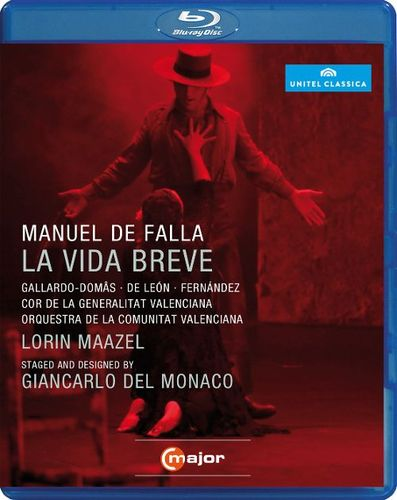 Manuel de Falla: La Vida Breve [Video] [Blu-Ray Disc] 20295206
