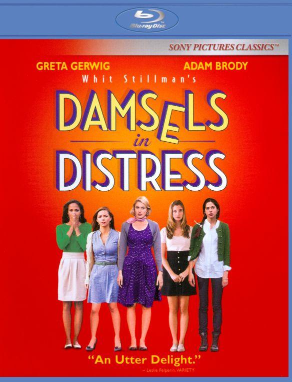 Damsels in Distress [Blu-ray] [2011] 20300624