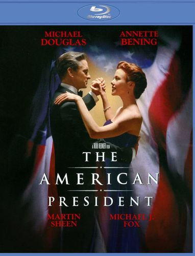 The American President [Blu-ray] [1995] 20308159