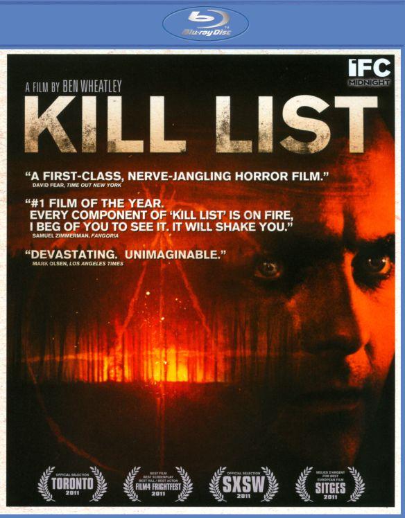 Kill List [Blu-ray] [2011] 20315944