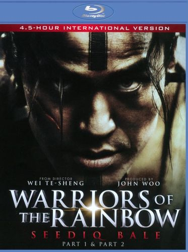 Warriors of the Rainbow: Seediq Bale [International Version] [Blu-ray] [2011] 20319173
