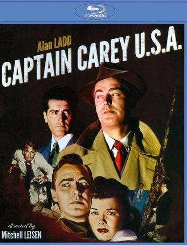 Captain Carey, U.S.A. [Blu-ray] [1950] 20319713
