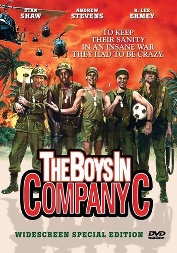 The Boys in Company C [DVD] [1977] 20322238