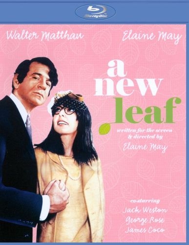 A New Leaf [Blu-ray] [1971] 20324615