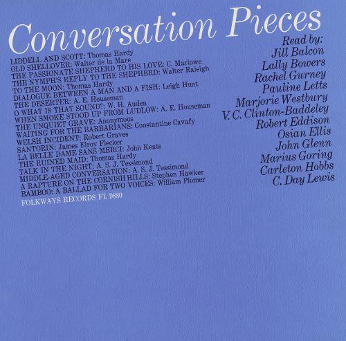 Conversation Pieces [CD] 20345195