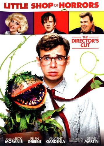 Little Shop of Horrors [The Director's Cut] [DVD] [1986] 20348271