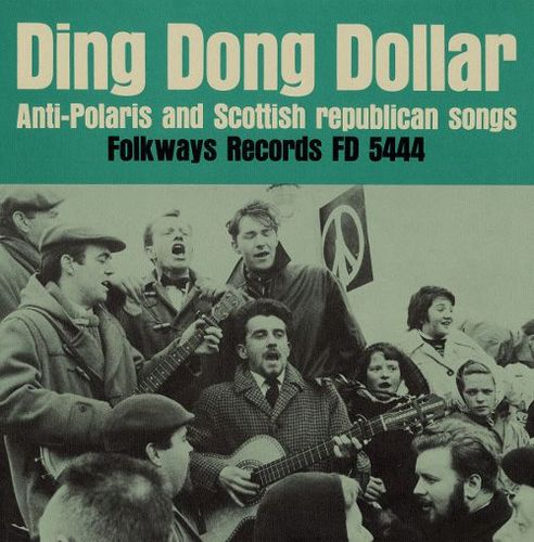 Ding Dong Dollar: Anti-Polaris and Scottish [CD] 20349659