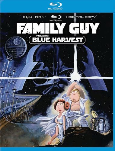 Family Guy: Blue Harvest [Includes Digital Copy] [Blu-ray] 20371484