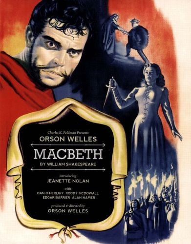 Macbeth [Blu-ray] [1948] 20385144