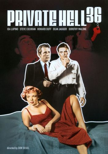 Private Hell 36 [DVD] [1954] 20385223
