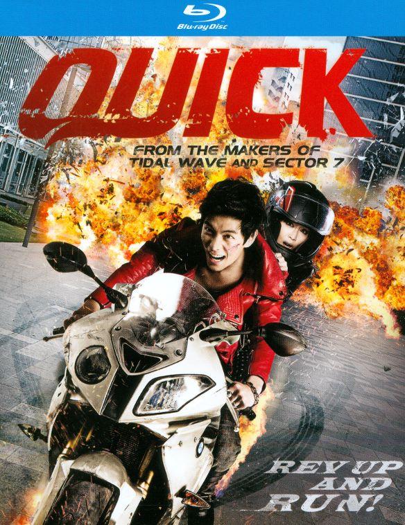 Quick [Blu-ray] [2011] 20386425