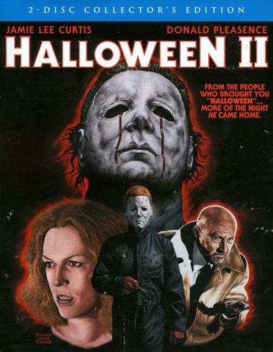 Halloween II [Collector's Edition] [Blu-ray] [1981] 20386729