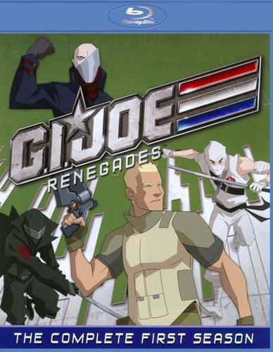 G.I. Joe: Renegades - The Complete First Season [3 Discs] [Blu-ray] 20386956