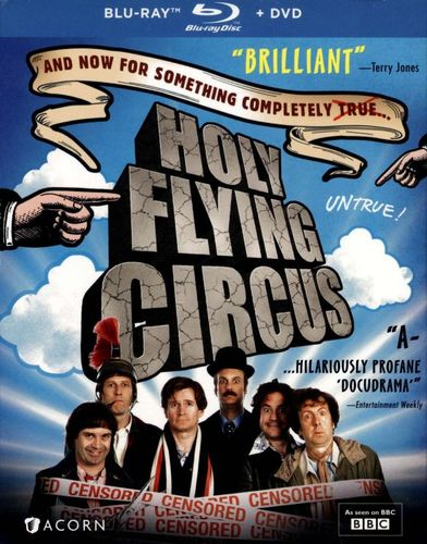 Holy Flying Circus [2 Discs] [Blu-ray/DVD] [2011] 20387203