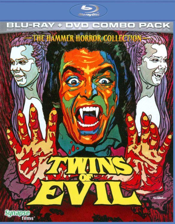 Twins of Evil [Blu-ray] [1971] 20402163