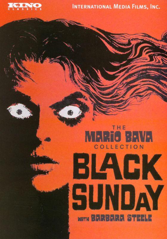 Black Sunday [DVD] [1960] 20405276