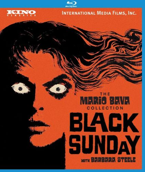 Black Sunday [Blu-ray] [1960] 20405285