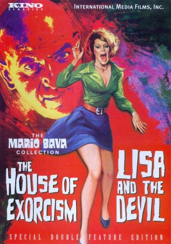 Lisa and the Devil/The House of Exorcism [DVD] 20405319