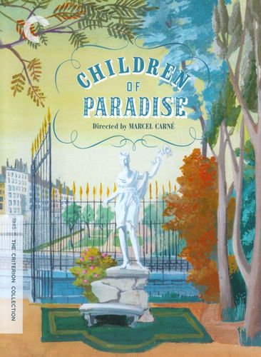 Children of Paradise [Criterion Collection] [2 Discs] [DVD] [1945] 20406763