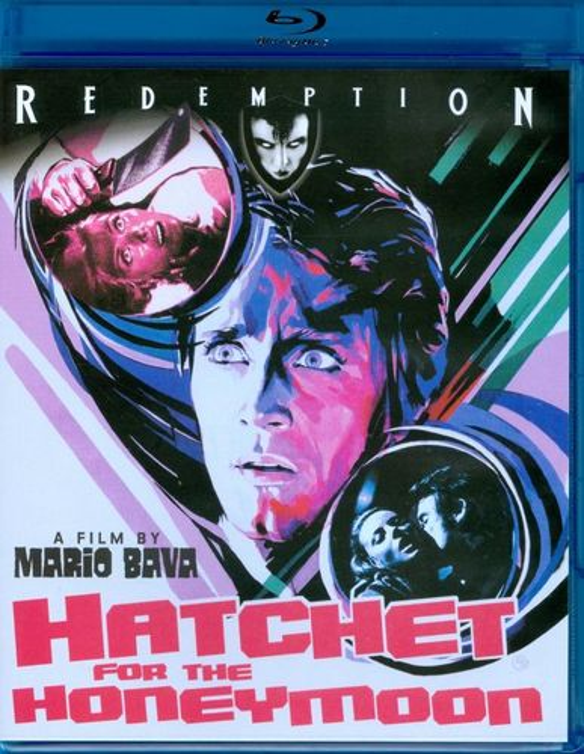 Hatchet for the Honeymoon [Blu-ray] [1969] 20406836