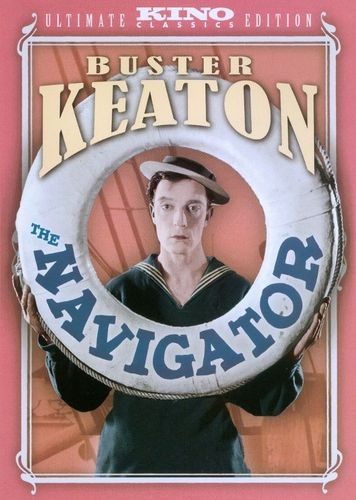 The Navigator [Ultimate Edition] [DVD] [1924] 20407238