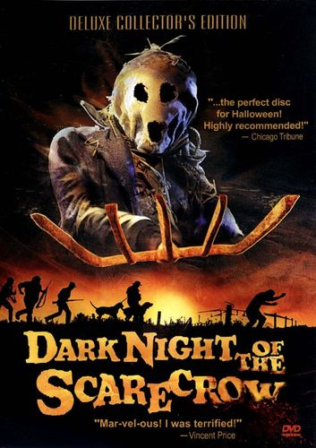 The Dark Night of the Scarecrow [DVD] [1981] 20413827