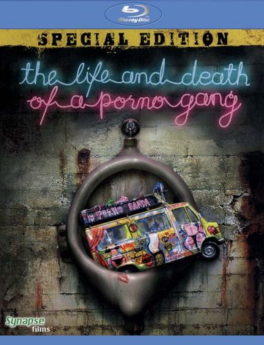 Life and Death of a Porno Gang [Blu-ray] [2009] 20415033