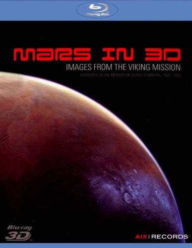 Mars in 3D: Images from the Viking Mission [3D] [Blu-ray] [Blu-ray/Blu-ray 3D] [1978] 20418085