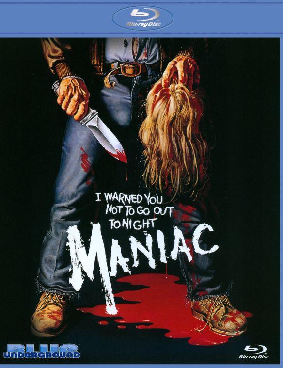 Maniac [Blu-ray] [1980] 20428425