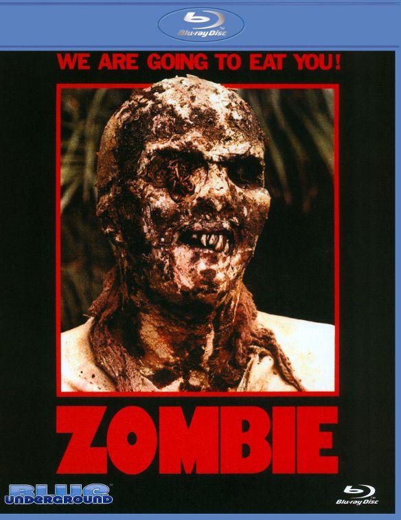 Zombie [Blu-ray] [1979] 20428434