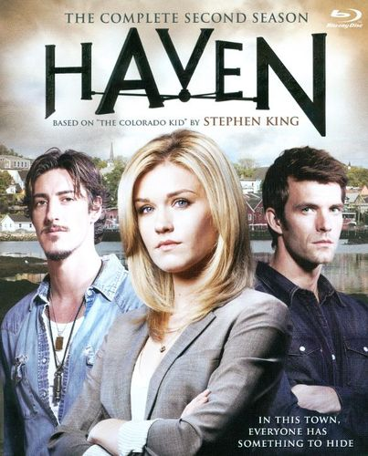 Haven: The Complete Second Season [4 Discs] [Blu-ray] 20428498