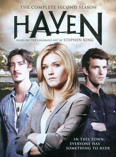 Haven: The Complete Second Season [4 Discs] [DVD] 20428504