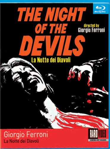 The Night of the Devils [Blu-ray] [1972] 20428683