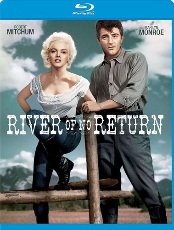 River of No Return [Blu-ray] [1954] 20430014