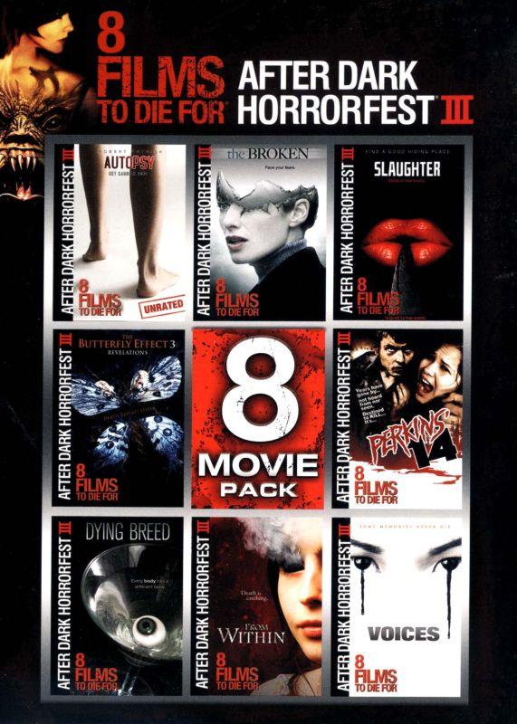 After Dark Horrorfest III [8 Discs] [DVD] 20431465
