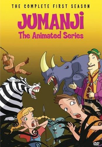Jumanji: The Animated Series - The Complete First Season [2 Discs] [DVD] 20431832