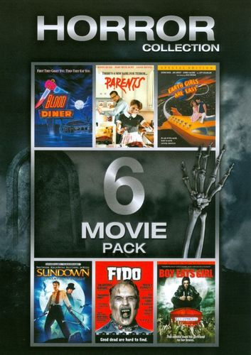 Horror Collection: 6 Movie Pack [2 Discs] [DVD] 20431941