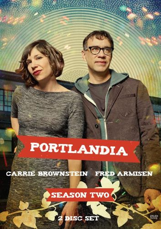 Portlandia: Season Two [2 Discs] [DVD] 20440471