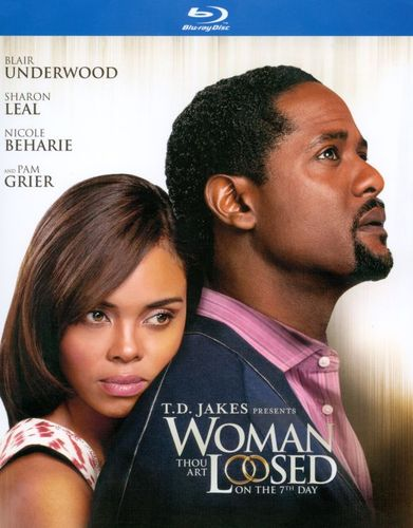 Woman Thou Art Loosed! [Blu-ray] [2012] 20440505