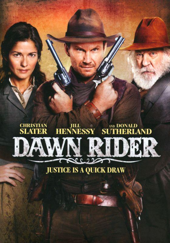 The Dawn Rider [DVD] [2011] 20444459