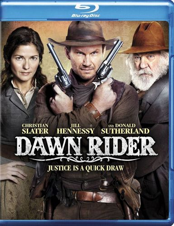 The Dawn Rider [Blu-ray] [2011] 20444468