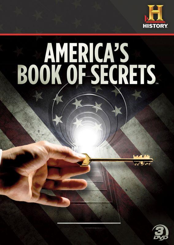 America's Book of Secrets [3 Discs] [DVD] 20444708