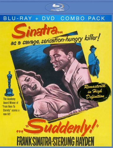 Suddenly [2 Discs] [Blu-ray/DVD] [1954] 20444726