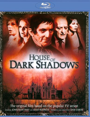 House of Dark Shadows [Blu-ray] [1970] 20447369