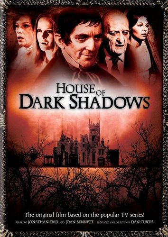 House of Dark Shadows [DVD] [1970] 20447387