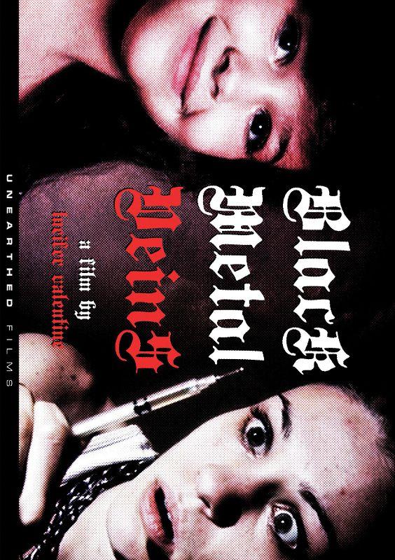 Black Metal Veins [DVD] [2011] 20448722
