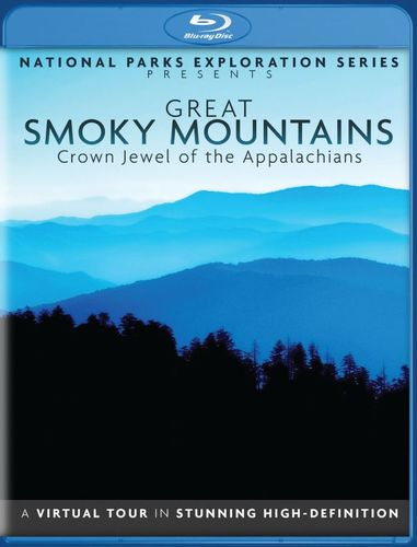 National Parks Exploration Series: Great Smoky Mountains - Crown Jewel of the Appalachians [Blu-ray] 20466337
